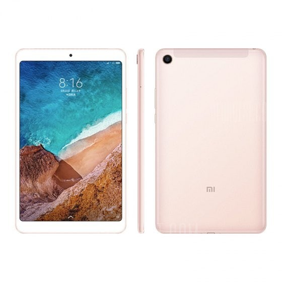 Xiaomi Mi Pad 4 Plus Rose Gold