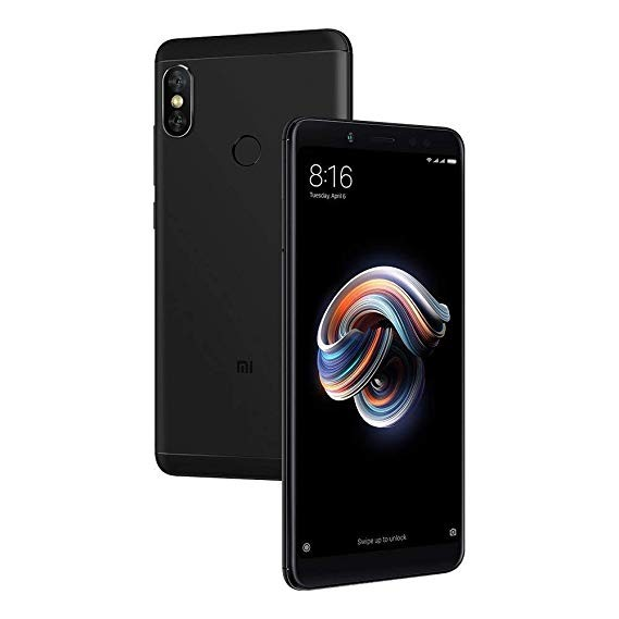 Xiaomi Redmi Note 5 (Redmi 5 Plus) Black