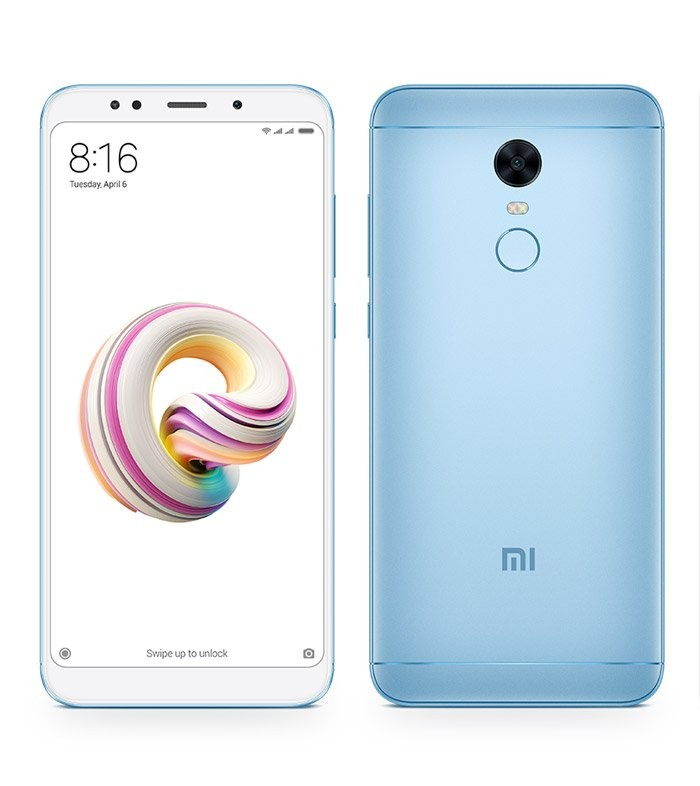 Xiaomi Redmi Note 5 (Redmi 5 Plus) Blue
