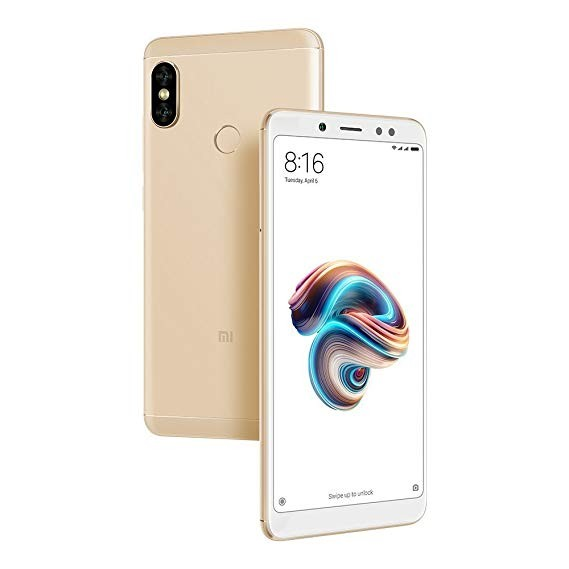 Xiaomi Redmi Note 5 (Redmi 5 Plus) Gold