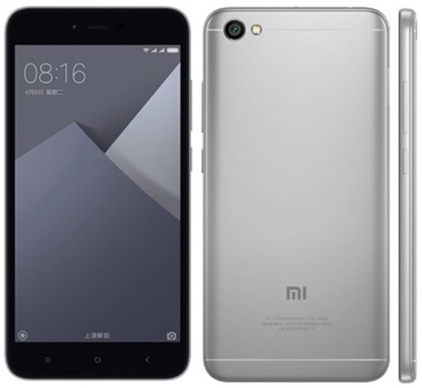 Xiaomi Redmi Y1 (Note 5A) Dark Grey